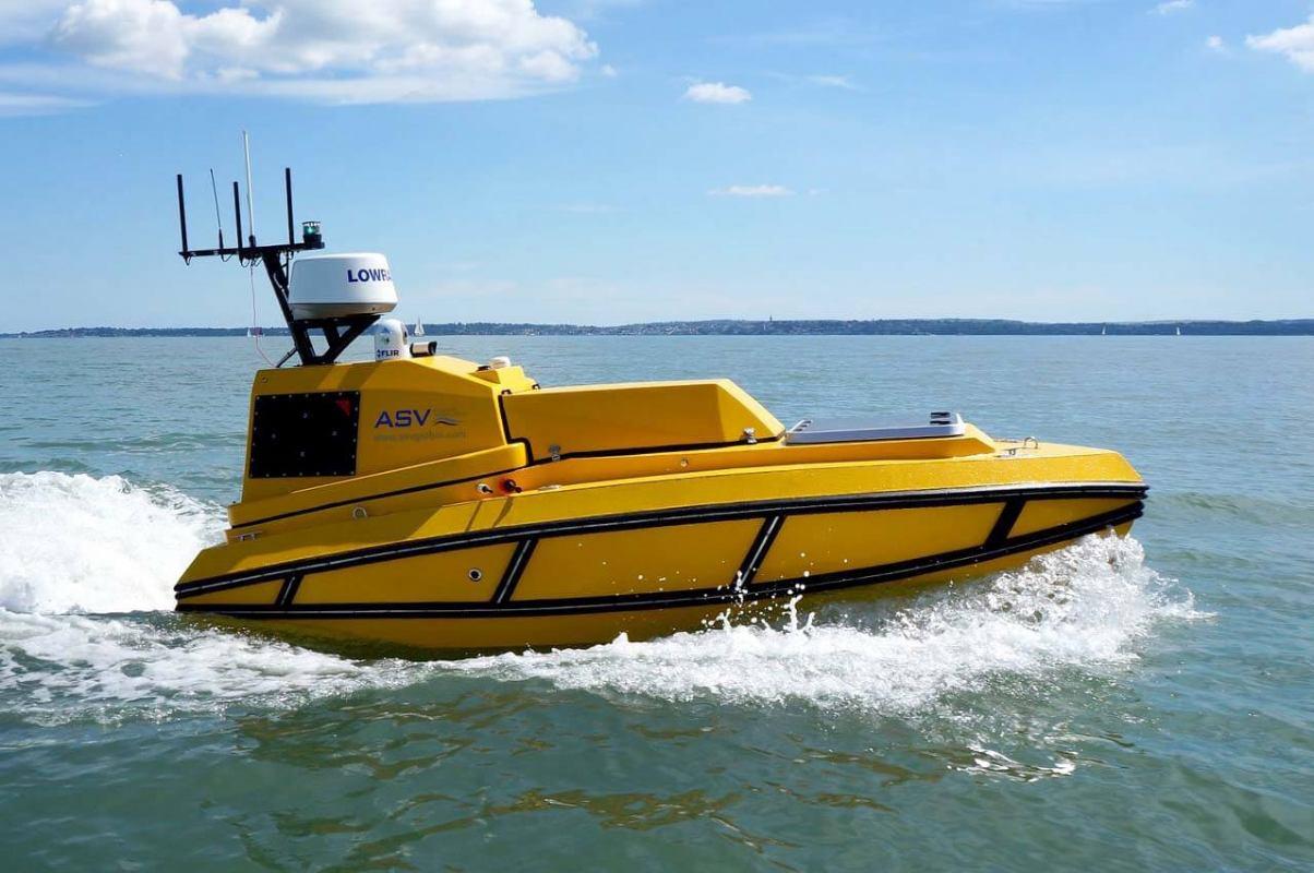 Autonomni brodovi u službi znanosti