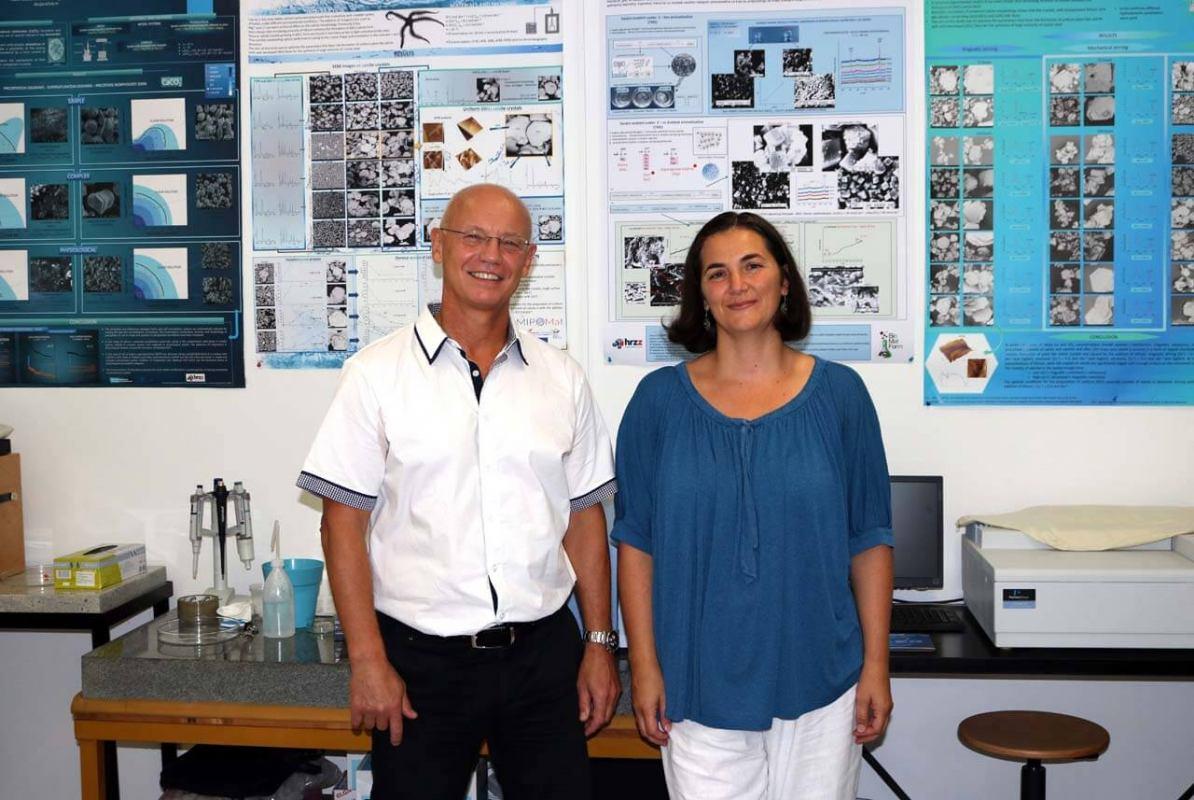 Hrvatski znanstvenici s InstitutaRuđer Bošković otkrivaju nove spoznaje o mehanizmima mineralizacije koralja