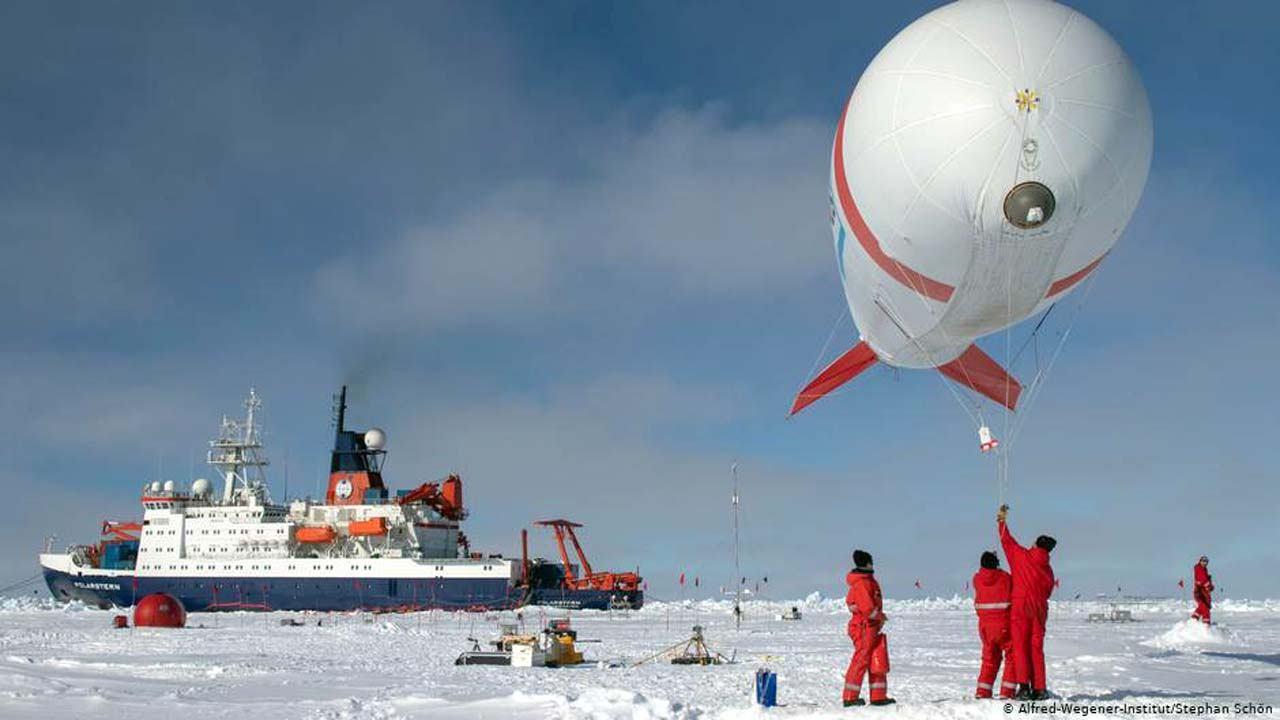 Započela je najveća polarna istraživačka ekspedicija u povijesti