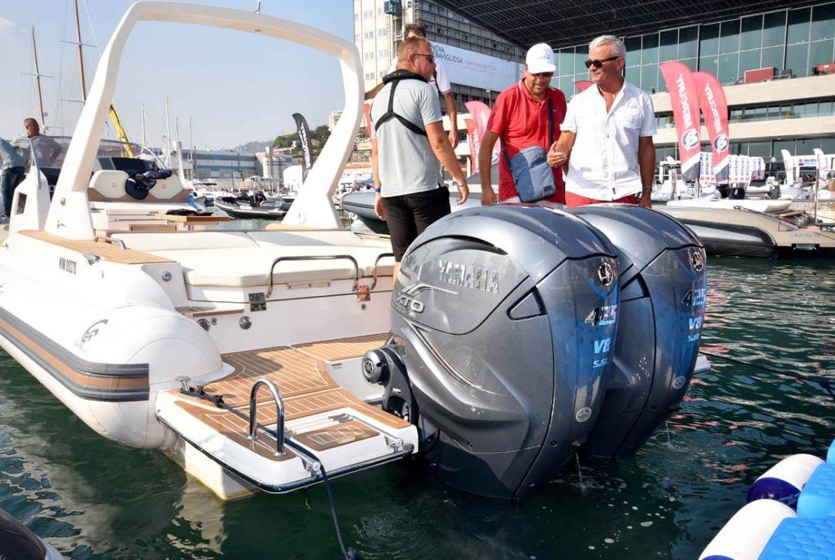 Treba li barka jedan ili dva  motora?
