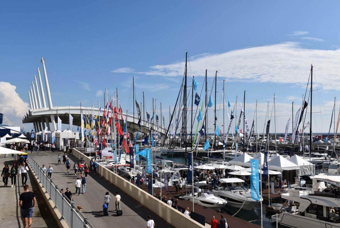 Genoa Boat Show 2019
