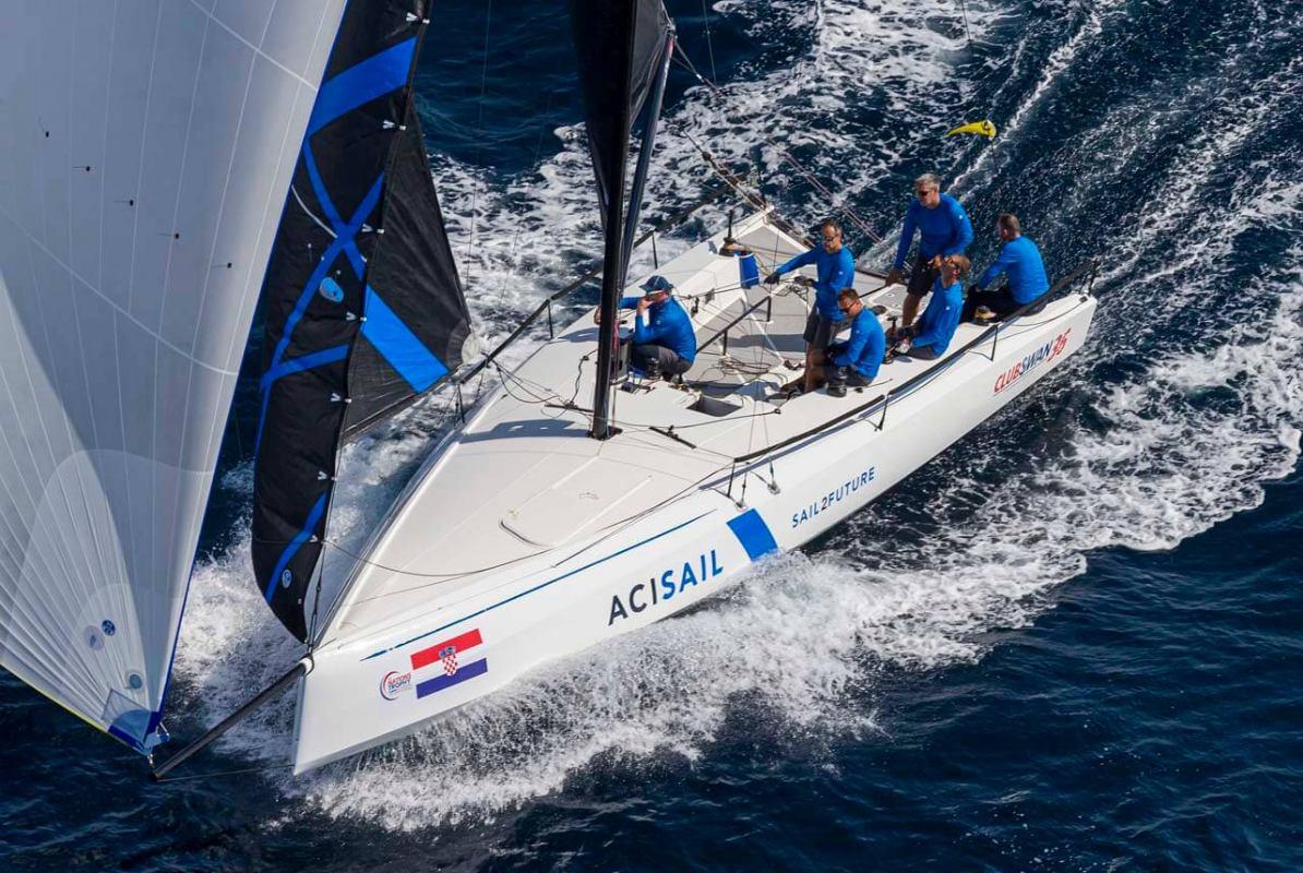 ACI Sail sa novom flotom jedrilica ClubSwan 36 obilježit će budućnost jedrenja na Jadranu