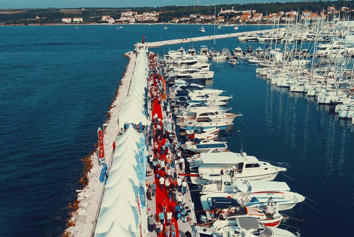 Biograd Boat Show 2019.