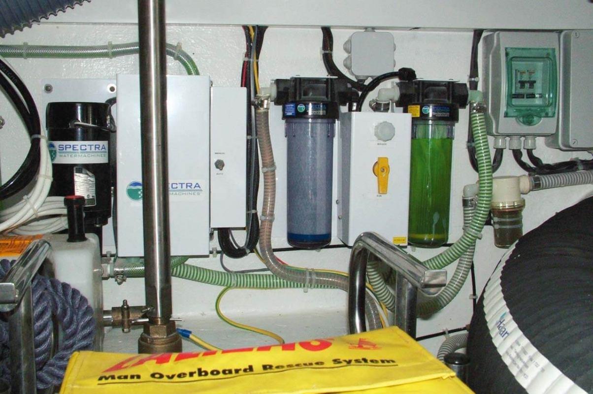 Čišćenje spremnika pitke vode