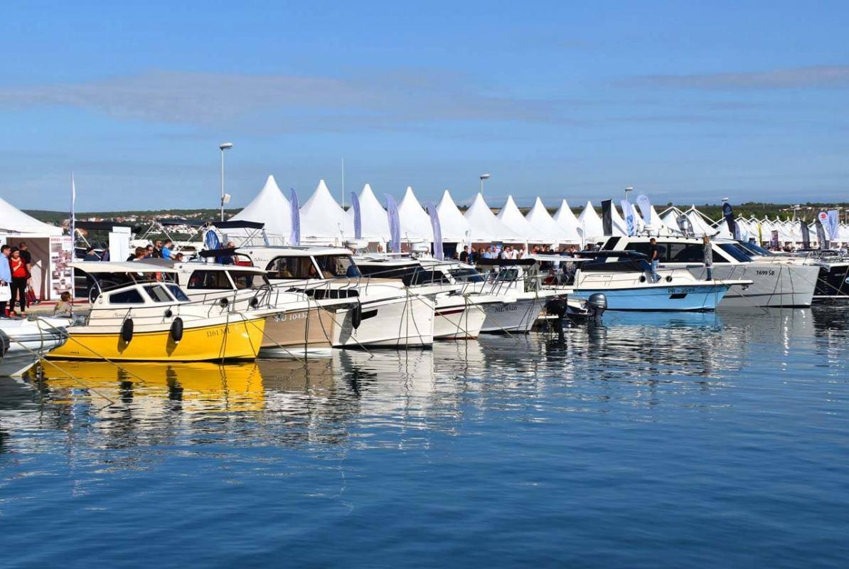 Biograd Boat Show 2019. kao ogledni primjerak nautičkog sajma