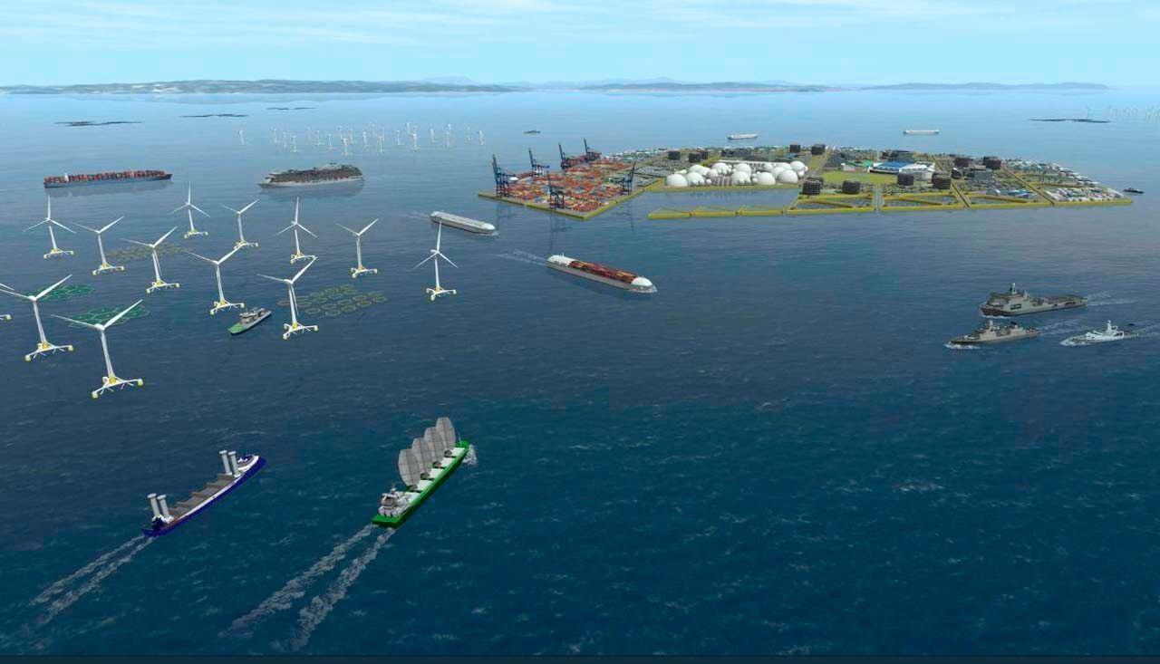 Waterborne Technology platforma za čišći pomorski promet i plovidbu