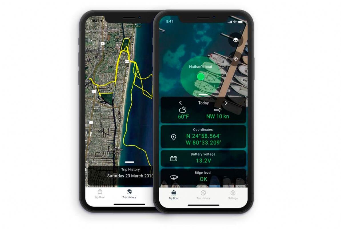 Simrad BoatConnect