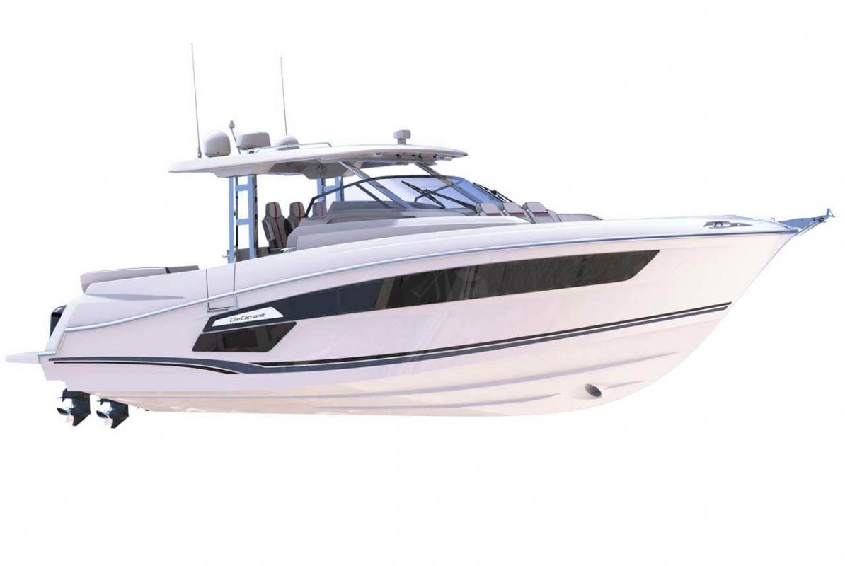 Najveći Jeanneauov model serije Cap Camarat 12.5 WA