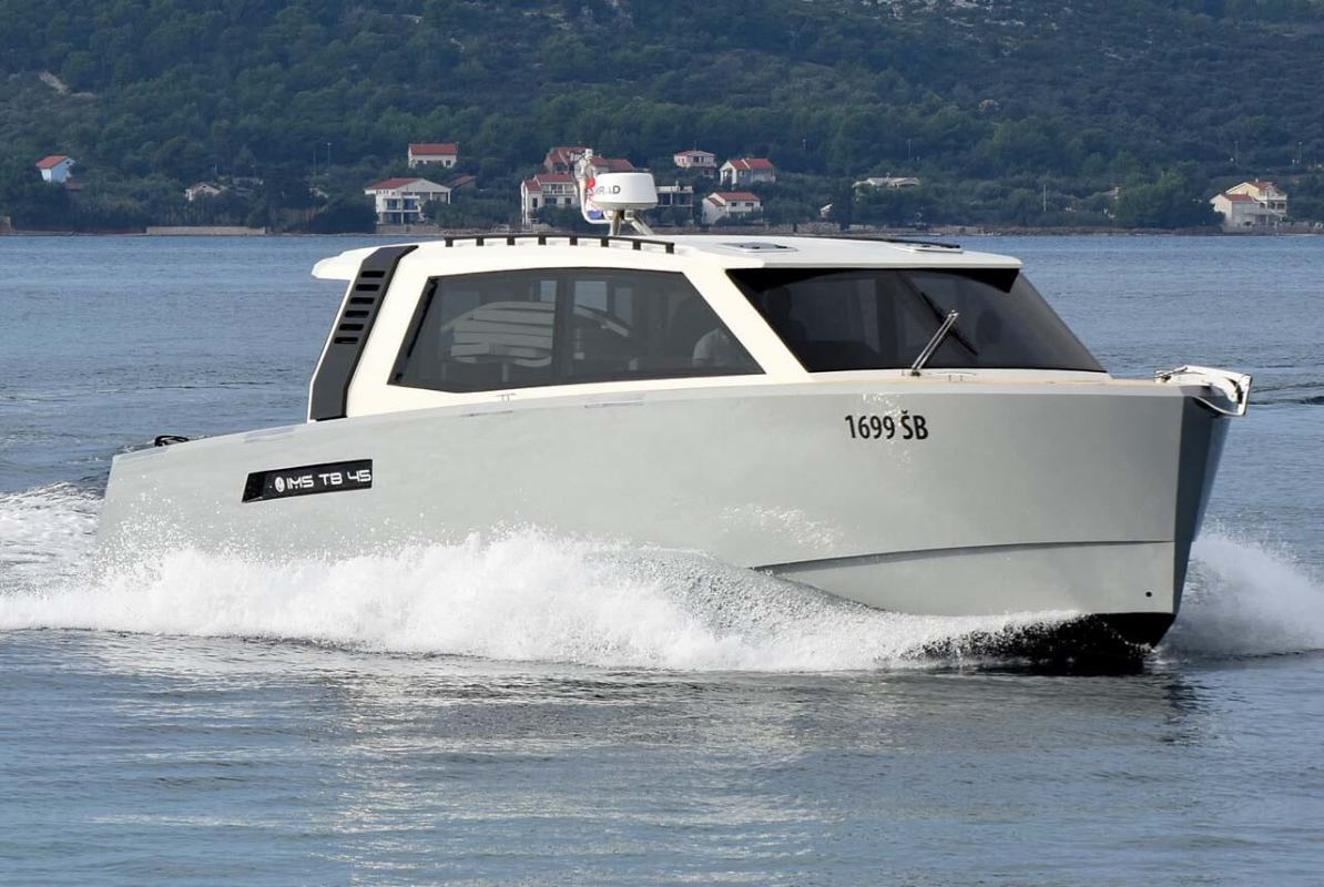 IMS – Taxi Boat 45