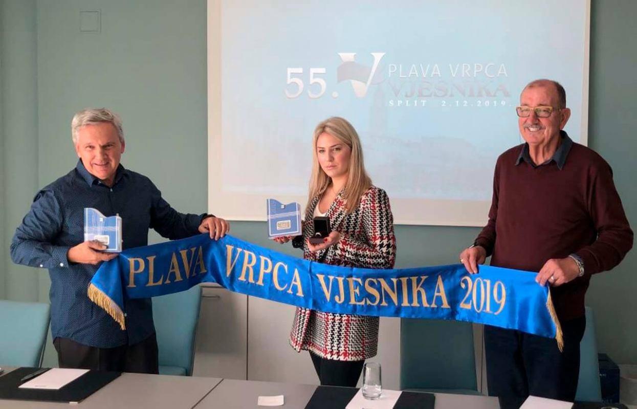 Objavljeni dobitnici Plave vrpce Vjesnika 2019.