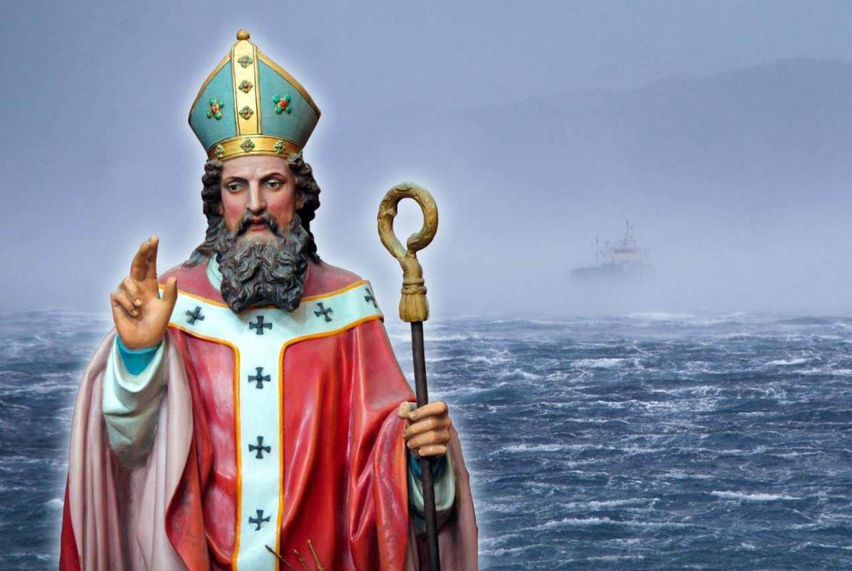 Nek' nas sve čuva sv. Nikola!