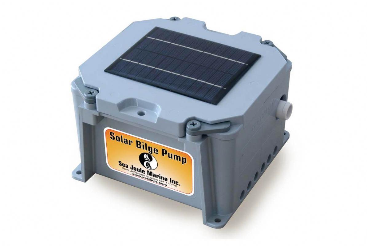 Solarna pumpa kaljuže