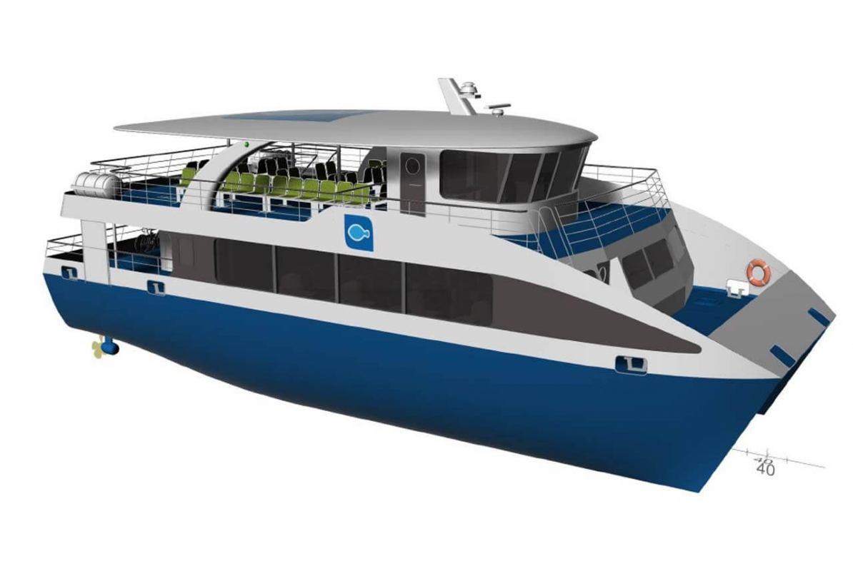 Tehnomontovim brodom na Brijune