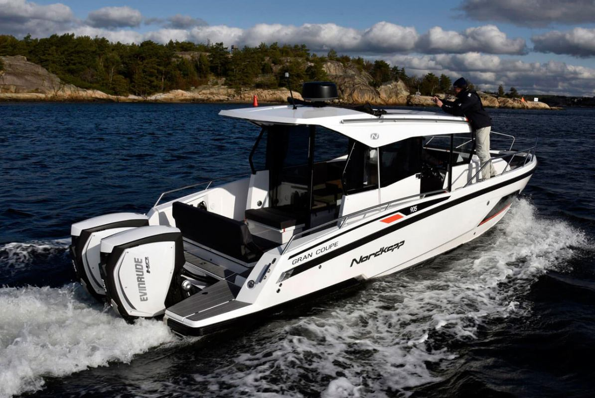 S novim Nordkapom GC905 započinje novi smjer razvoja norveškog proizviđača plovila