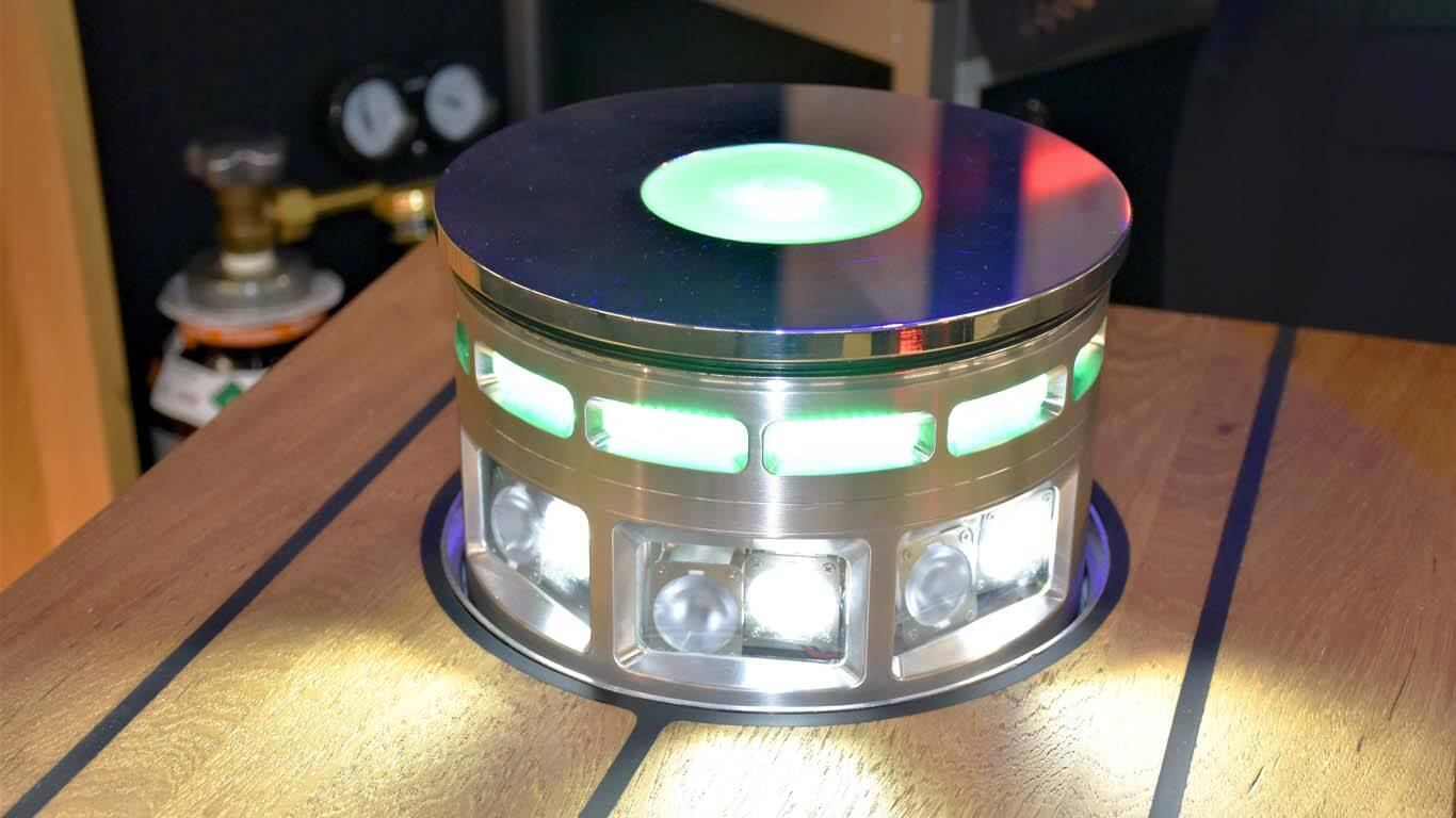 Vrijeme LED svjetlosti