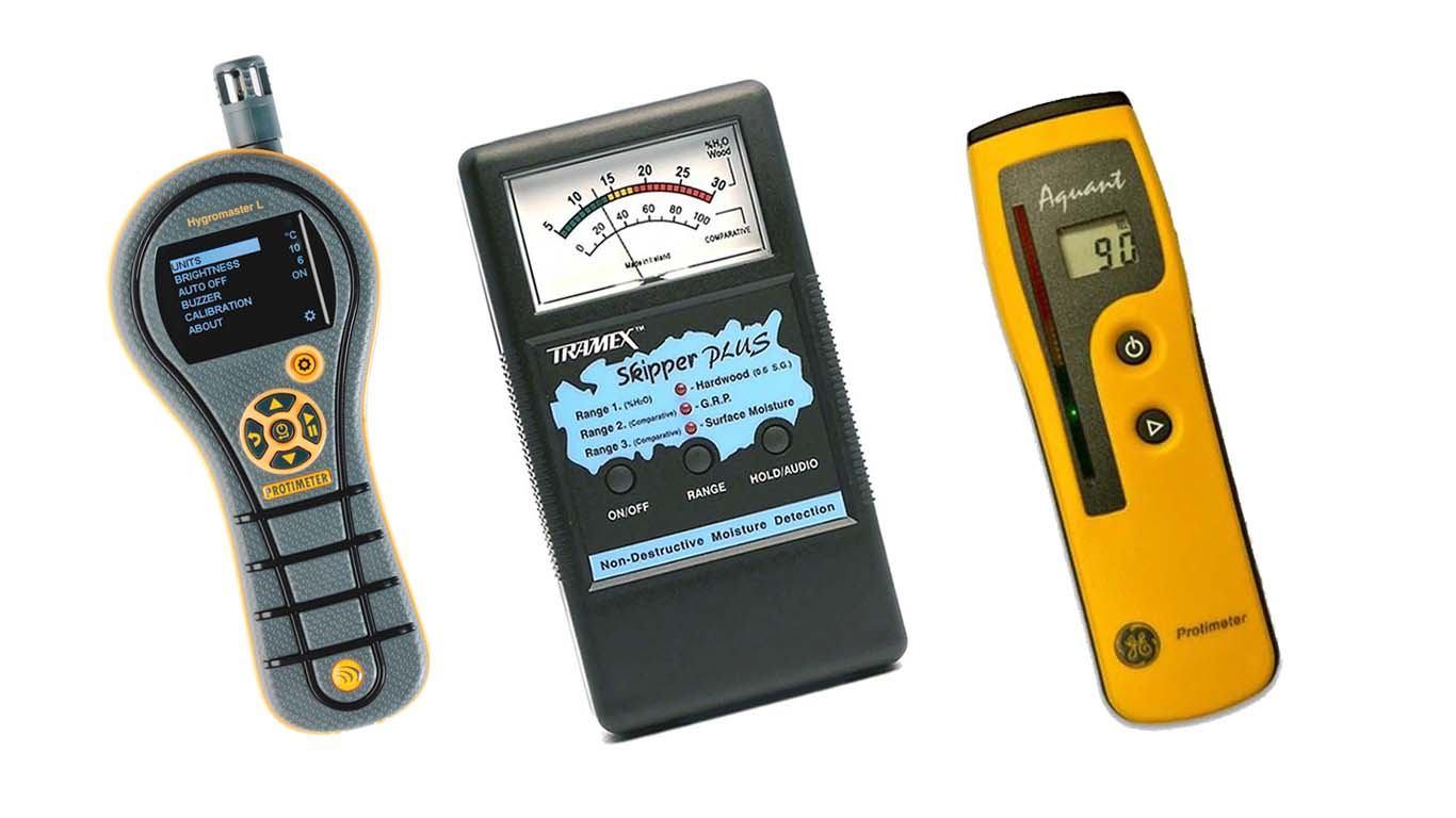 5 najpoznatijih uređaja za mjerenje vlage u trupu stakloplastičnih plovila