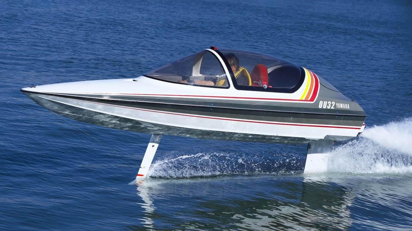 Yamahin hidrokrilac nakon više od trideset godina pauze ponovno leti