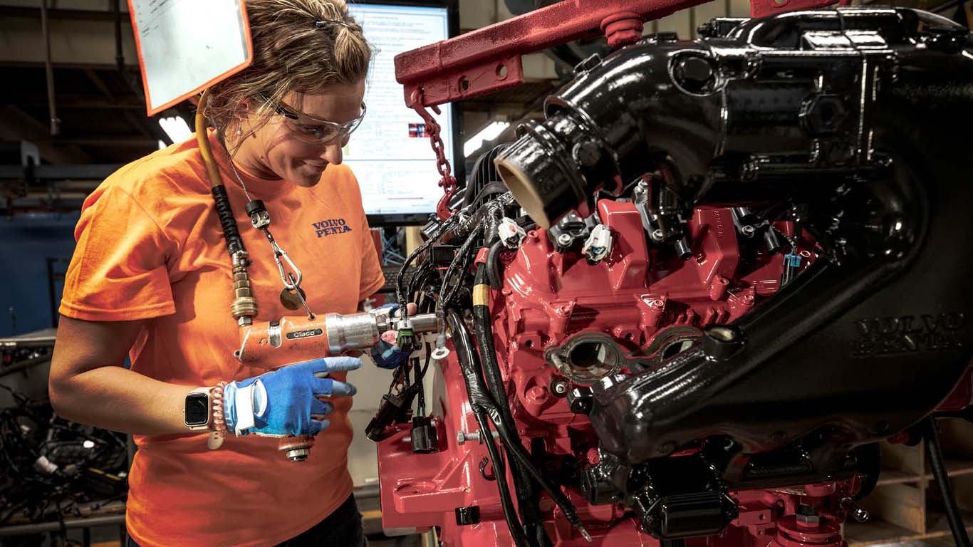 Volvo Penta u Tennesseeju započinje proizvodnju Seven Marine izvanbrodskih motora