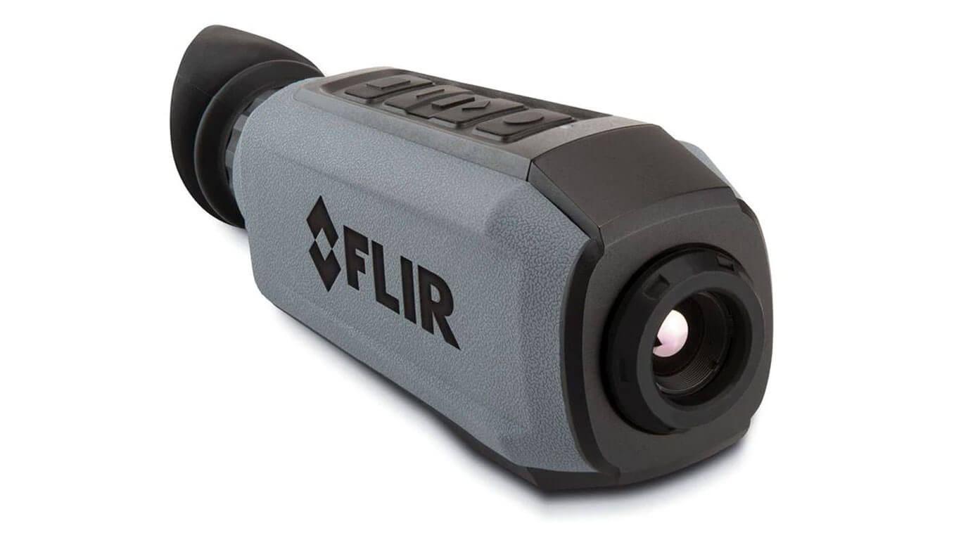 Vodonepropusna termovizijska kamera