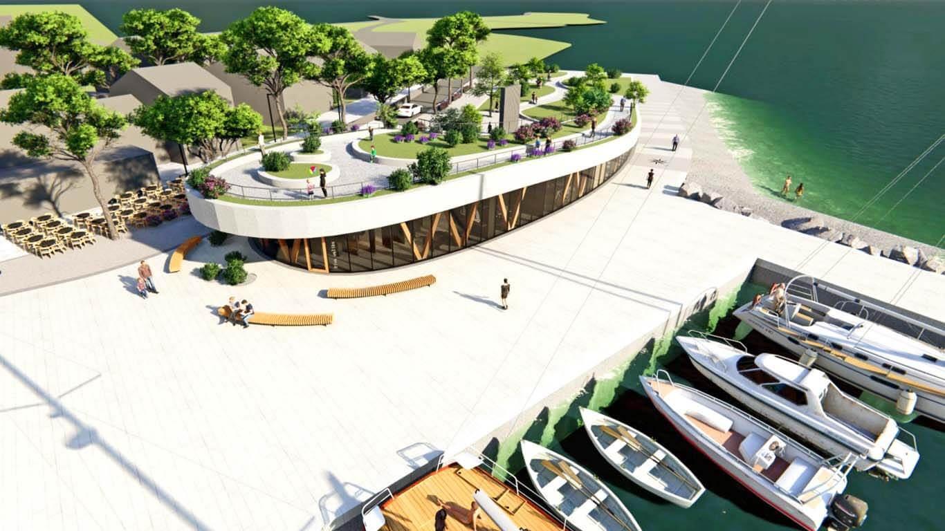 Malinska postaje centar tradicijske brodogradnje Sjevernoga Jadrana