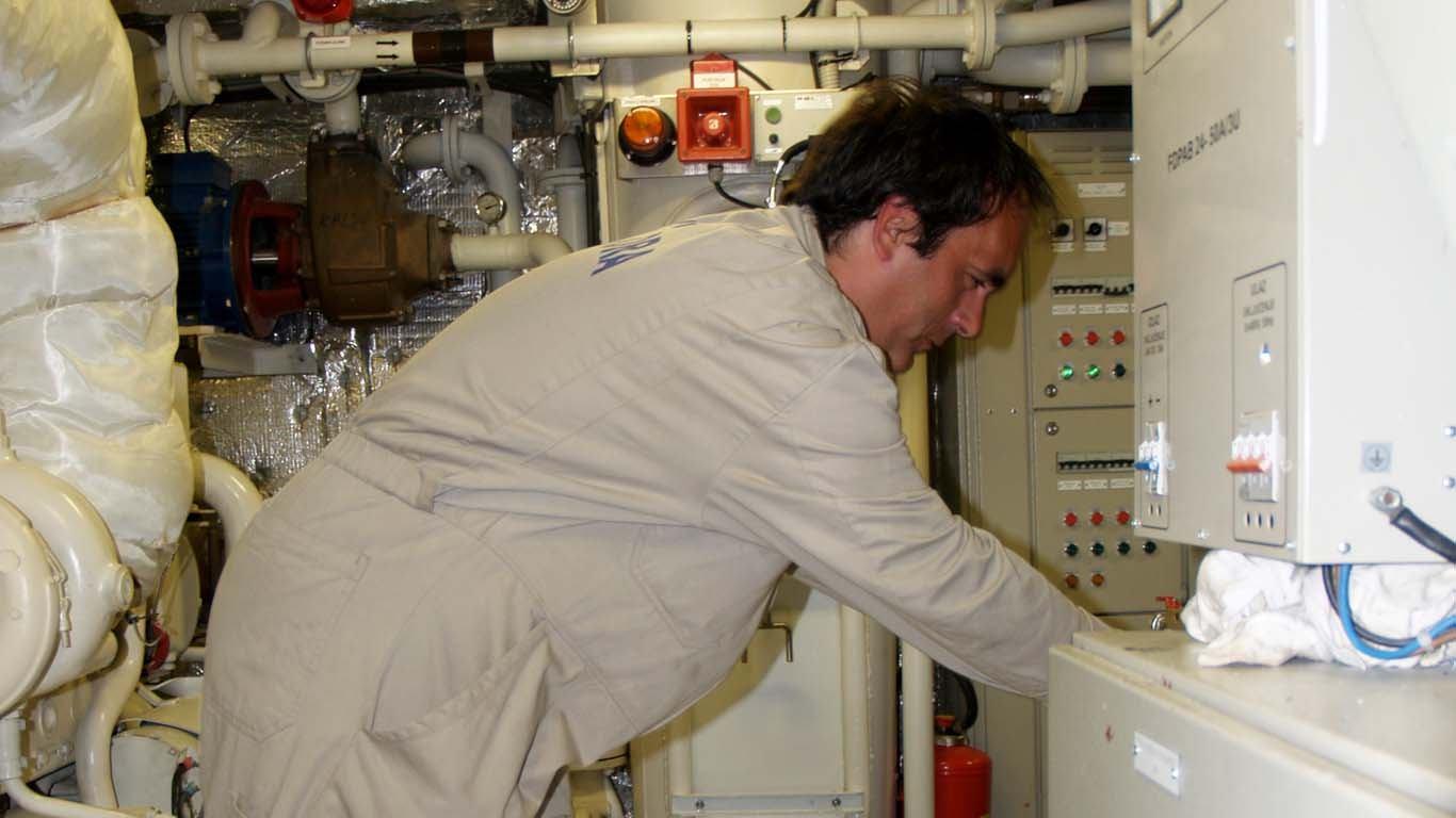 Osnovne vrste pregleda plovila