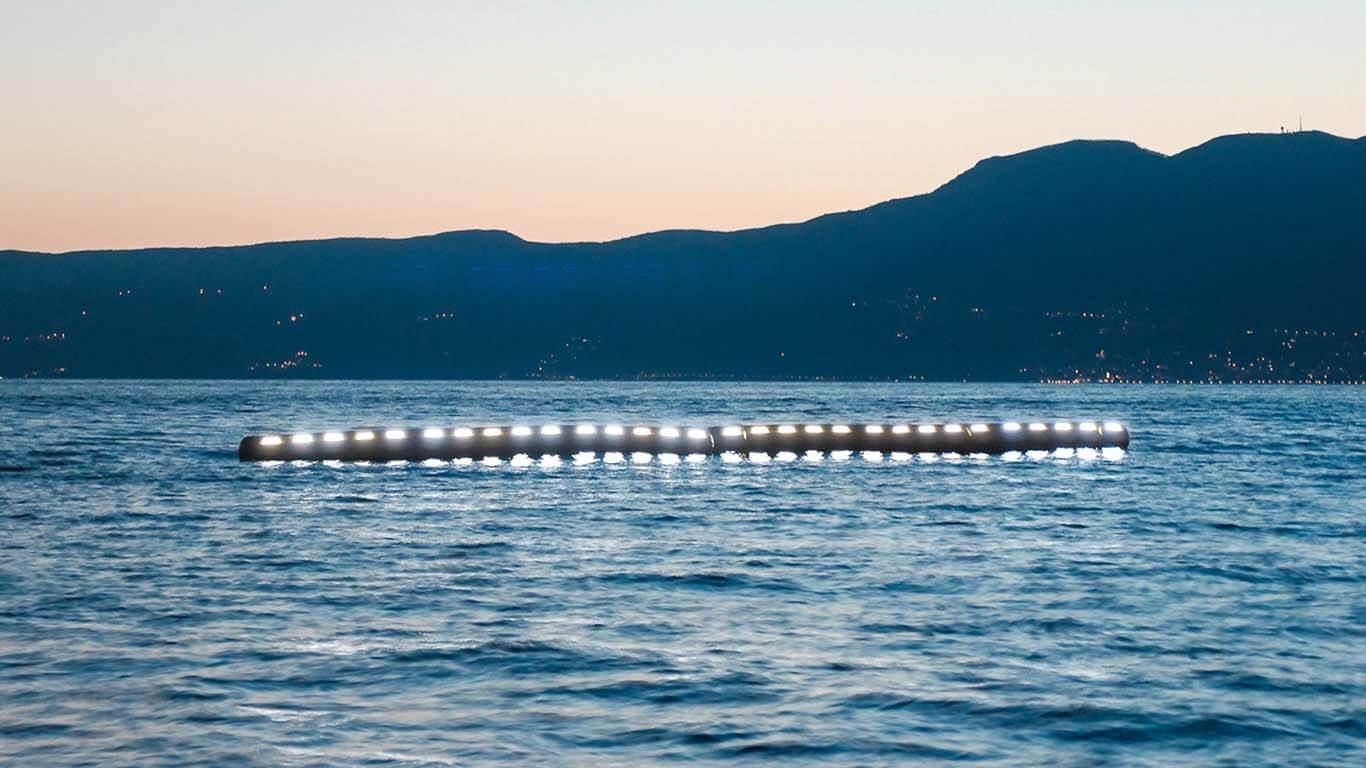 Hrvatski izum za zaštitu obale od valova