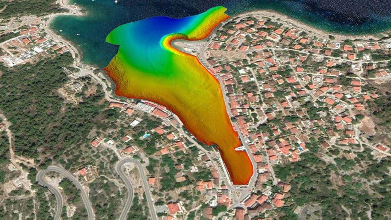 Portal GeoAdriatic na jednom mjestu nudi informacije i usluge pretraživanja o Jadranskom moru