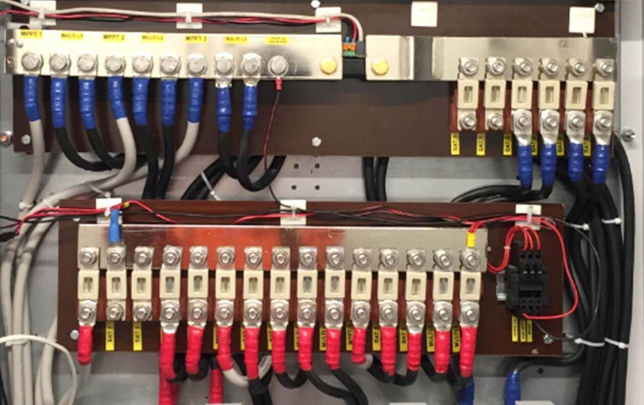LFP baterije i rastalni osigurači