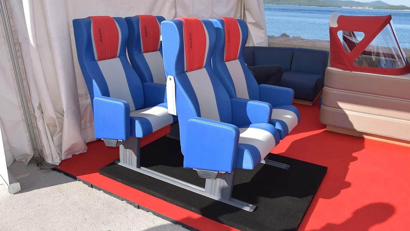 Sjedalo najviših standarda proizvedeno u Hrvatskoj