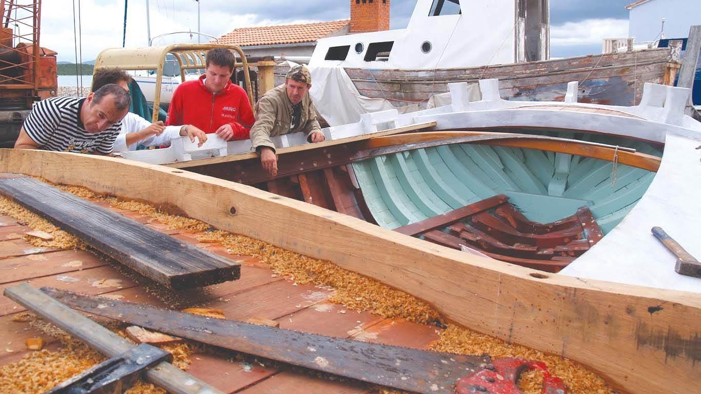Pregled trupa drvenoga plovila
