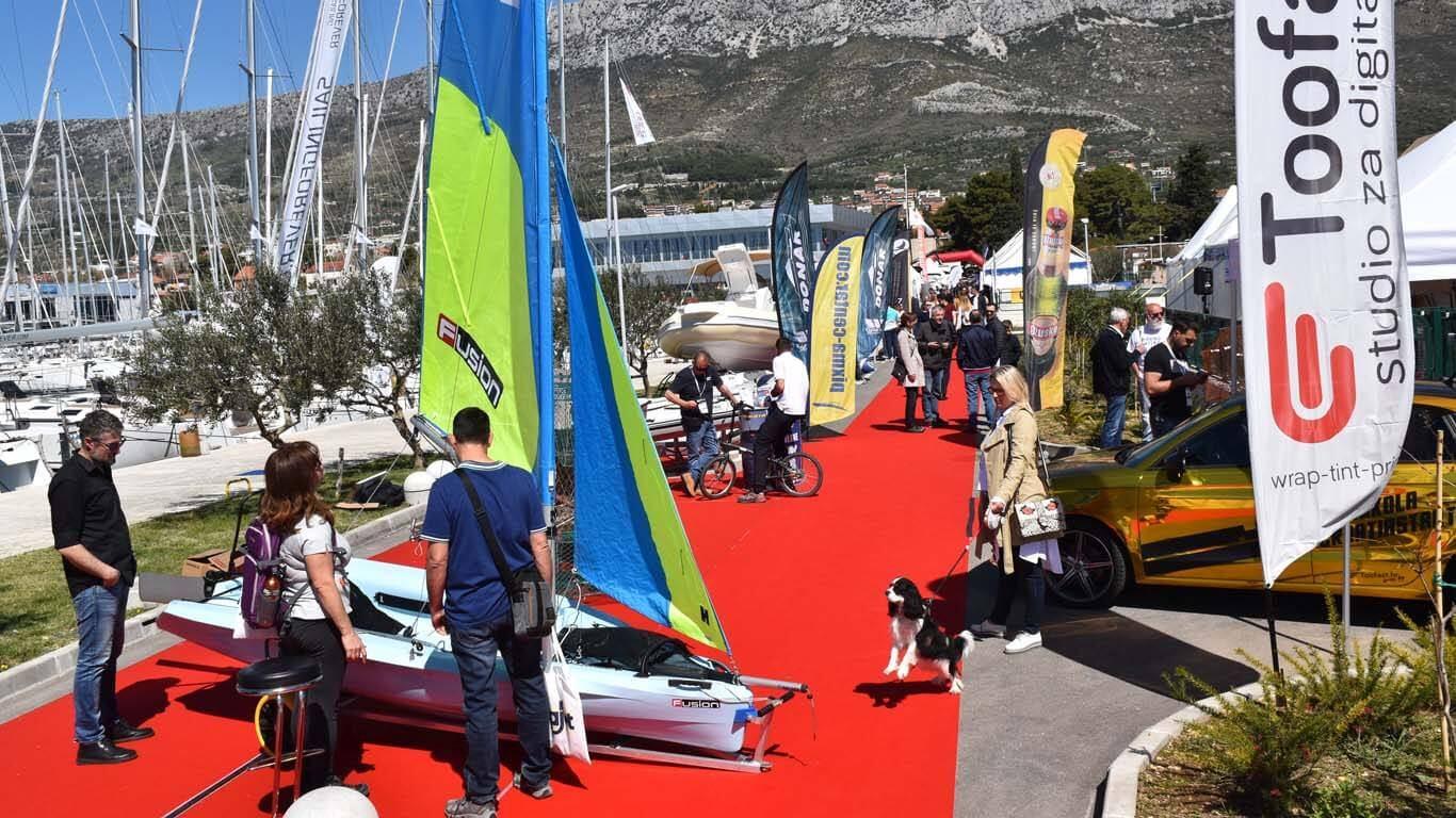 Počinje sajam Hrvatski dani male brodogradnje – prvi nautički sajam u Europi nakon normalizacije stanja
