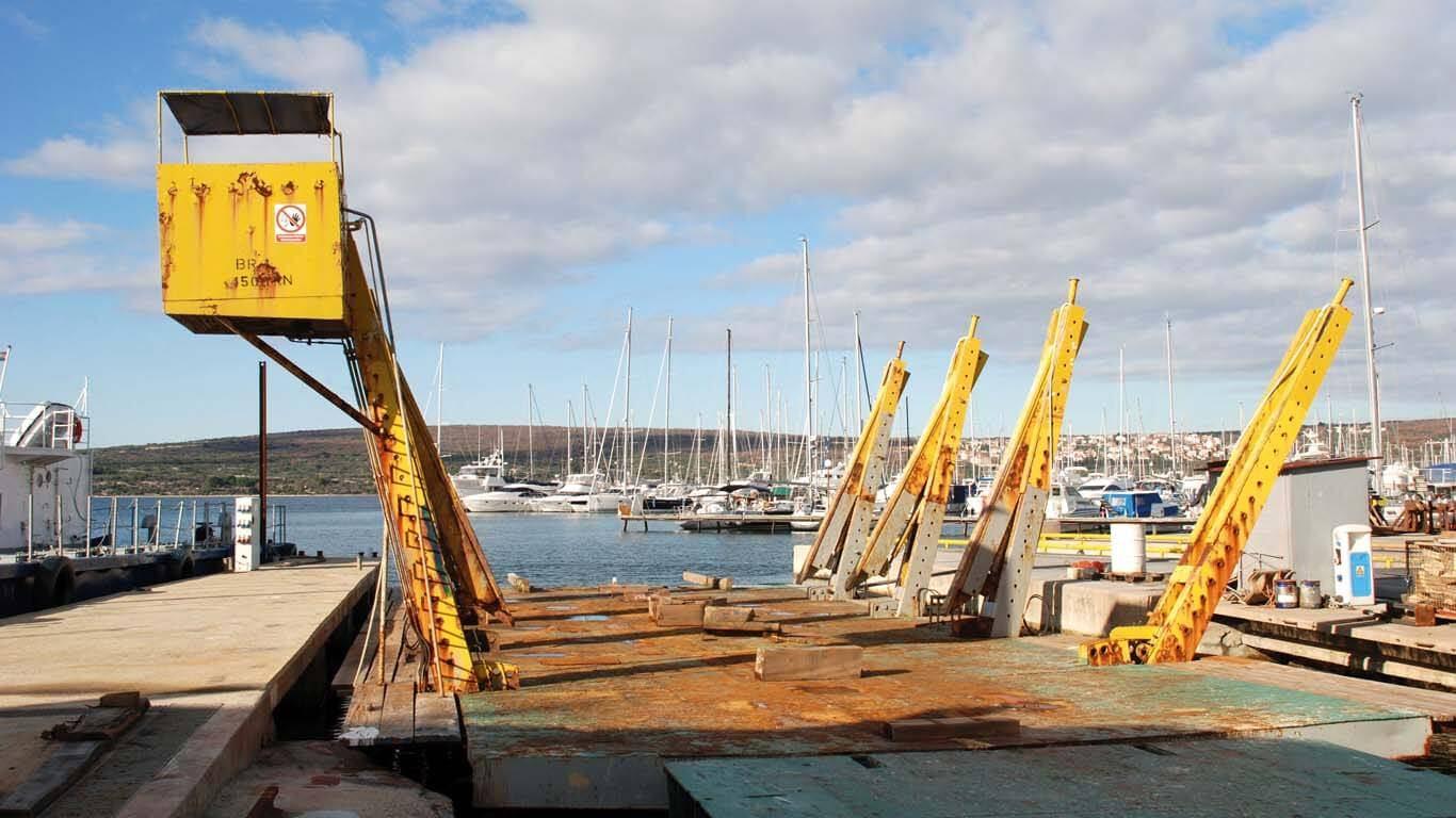 Kako sklopiti ugovor o gradnji ili popravku broda?