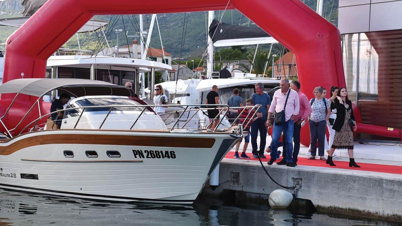 Hrvatski dani male brodogradnje i Sajam turističkih atrakcija 2020.