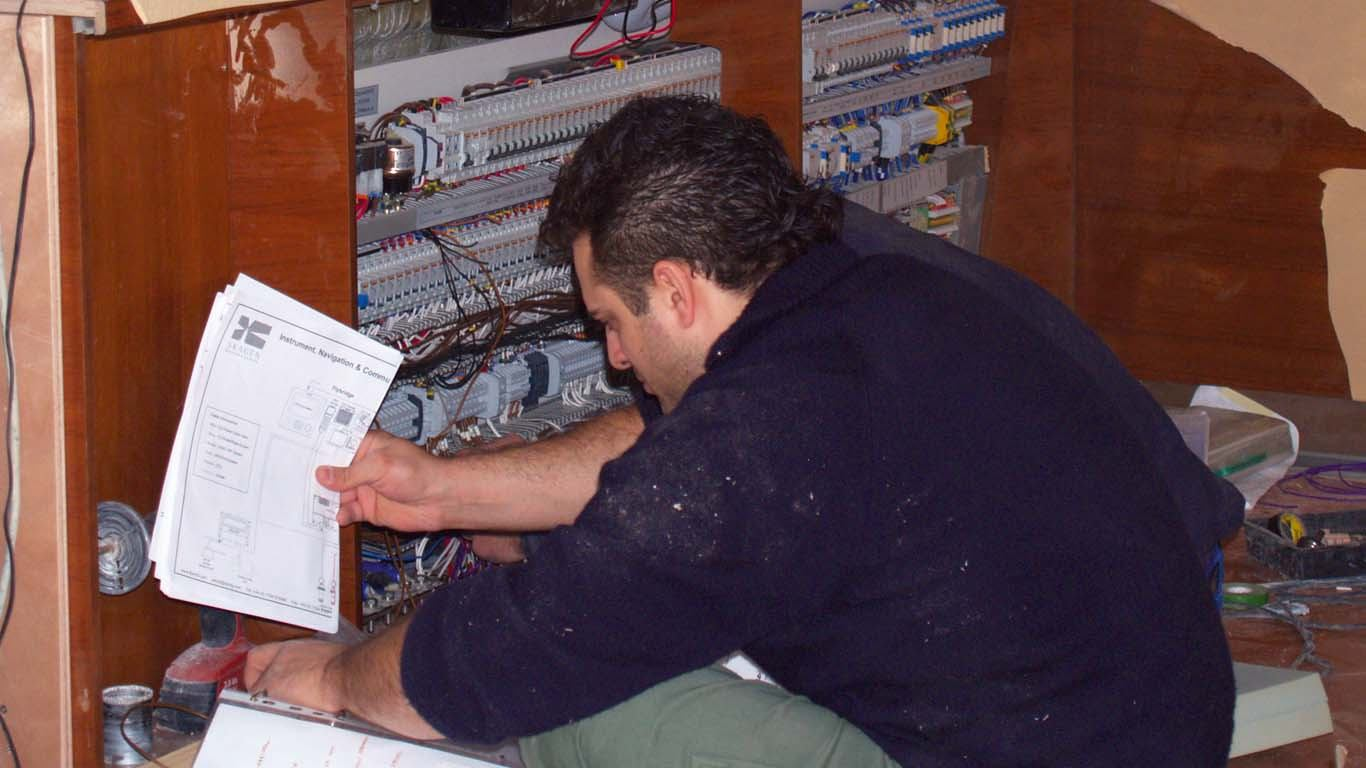 Osnove elektrike na brodu (1. dio)