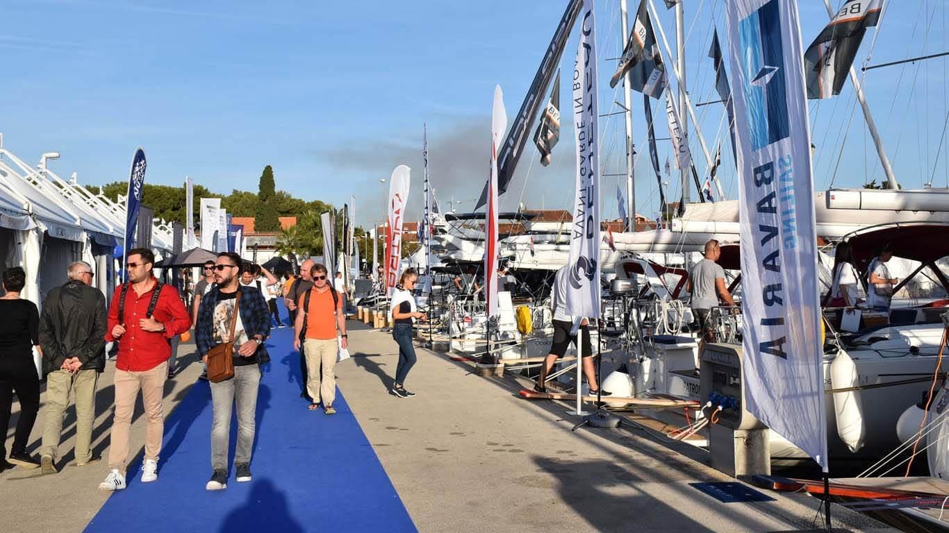 Biograd Boat Show, jedan dan više, jedan dan ranije