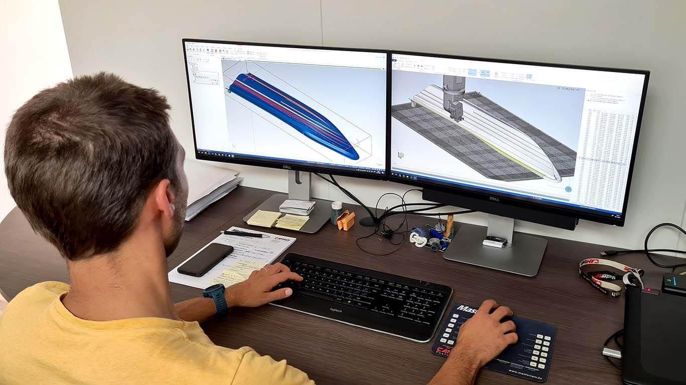 CAD/CAM tehnologije u brodogradnji