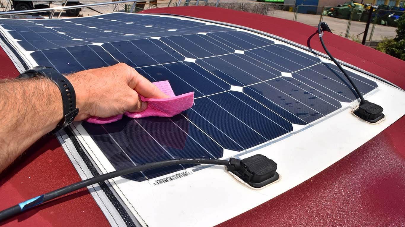 Održavanje solarnih panela