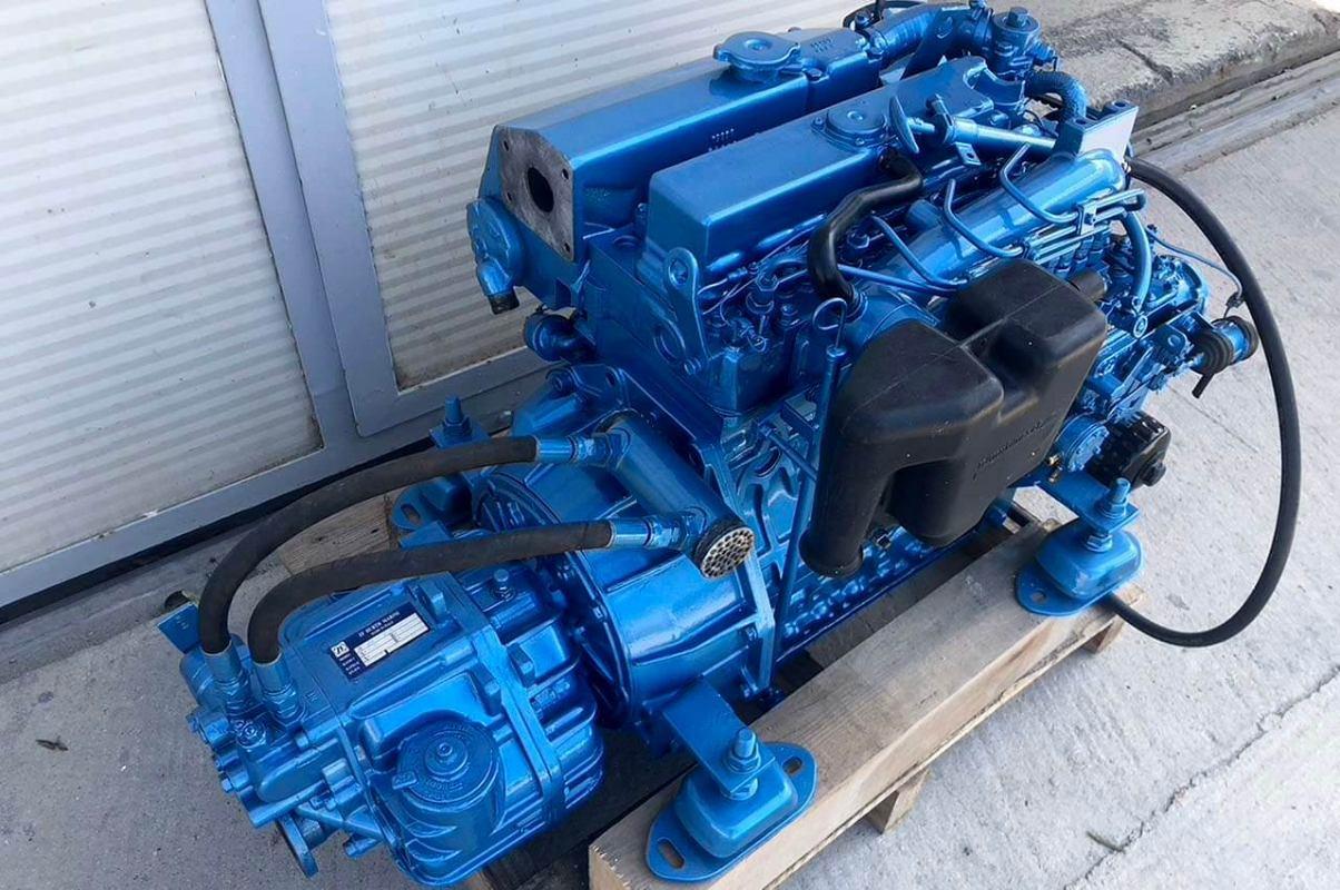 Kako maziti i paziti Nanni Diesel N4.220