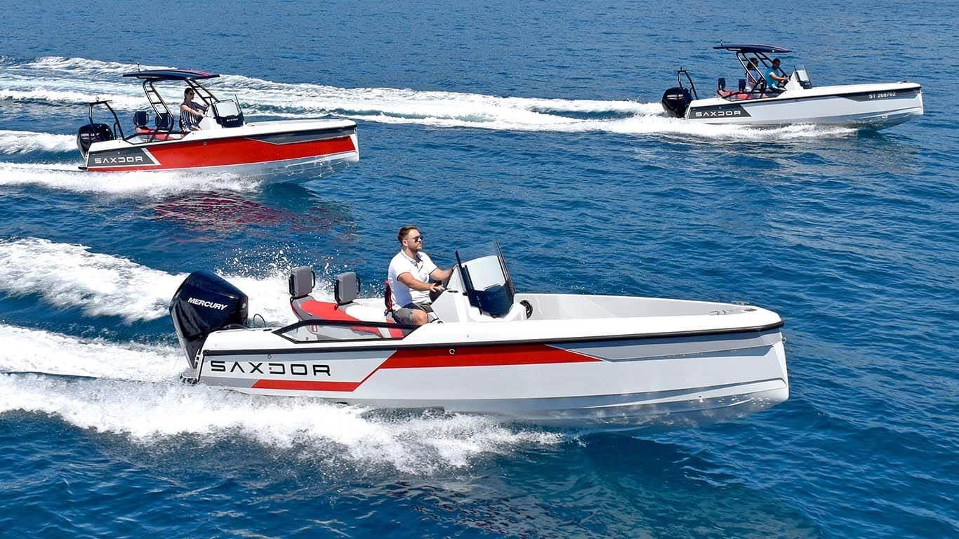 Saxdor 200 Sport i Saxdor 200 Pro Sport