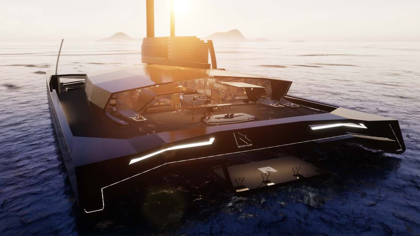 Nemesis One, brzina, inovativnost, vrhunske tehnologije i luksuz u jednom plovilu