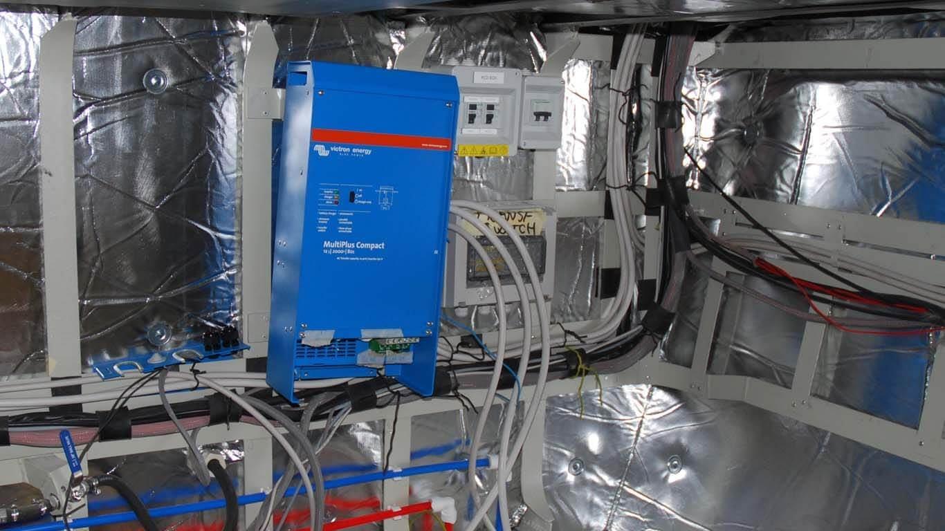 Cerbo GX - integracija uređaja u sustavu napajanja