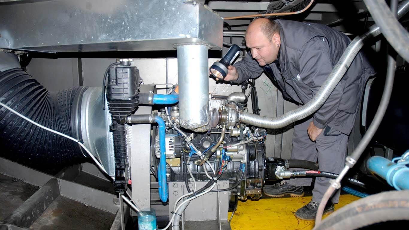 Pregled sustava goriva plovila