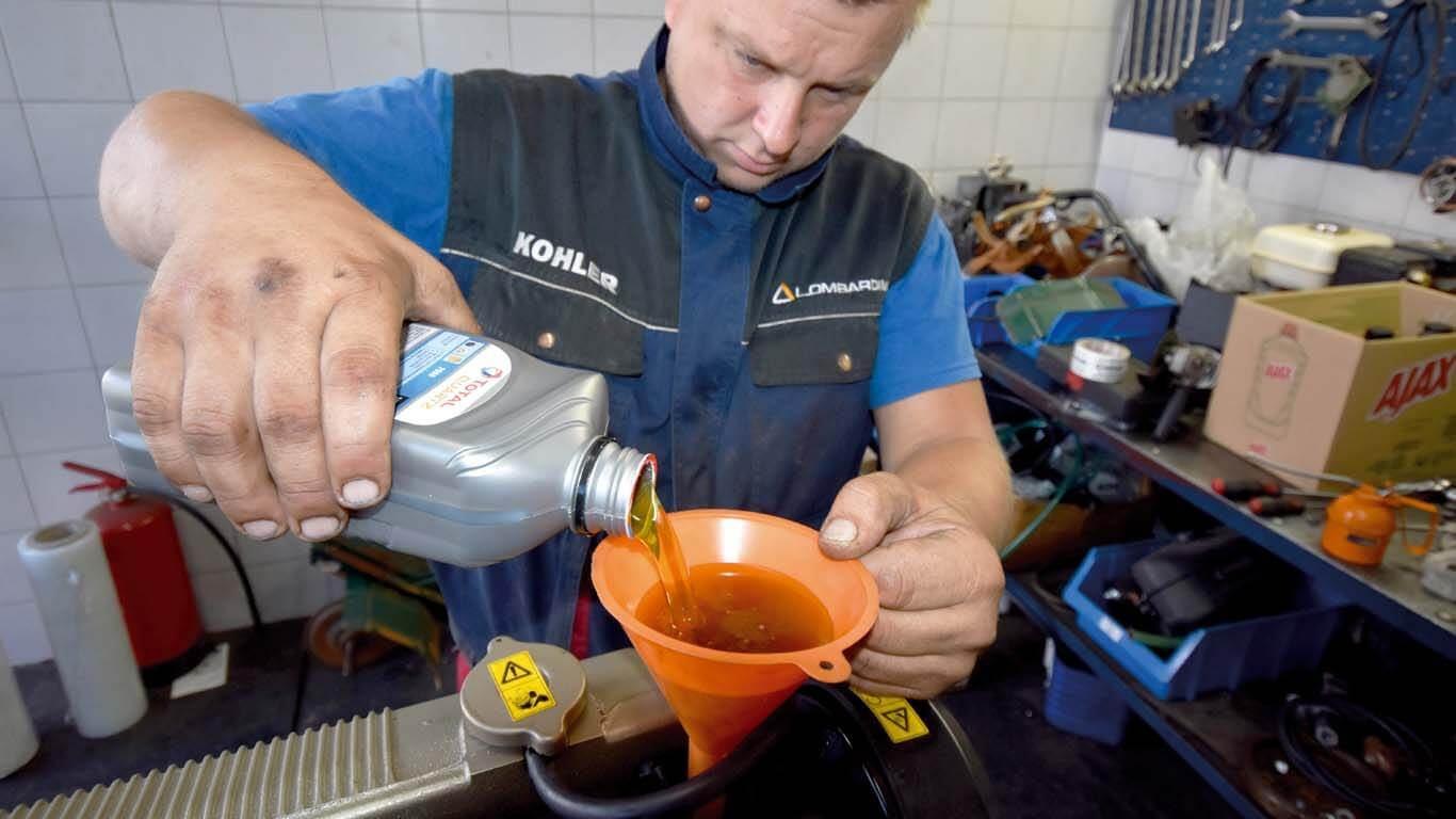 Redovni servis kao jamac dugoga radnoga vijeka generatora