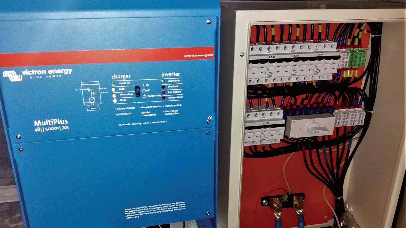 RCD sklopka autonomni izmjenjivač i bidirekcijski pretvarač