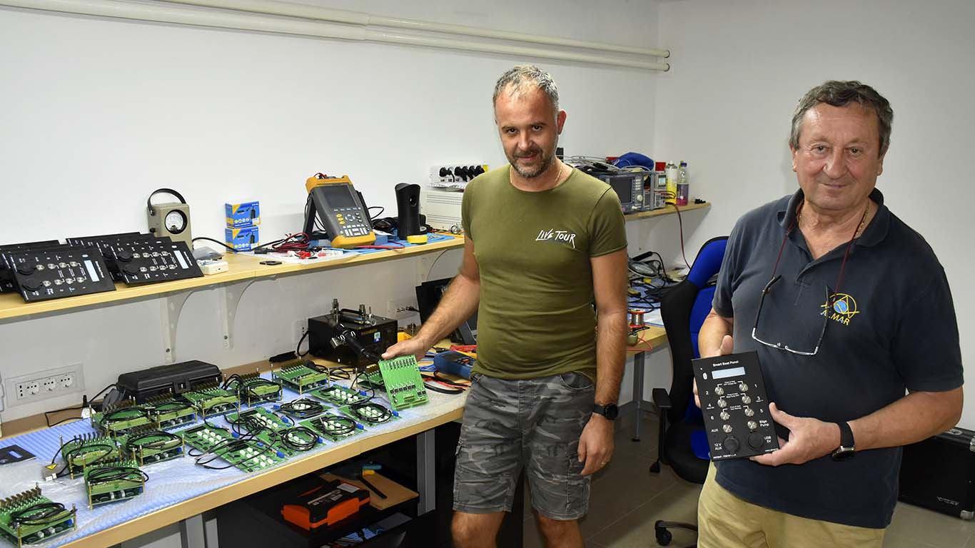 Brodska elektronika Made in Croatia