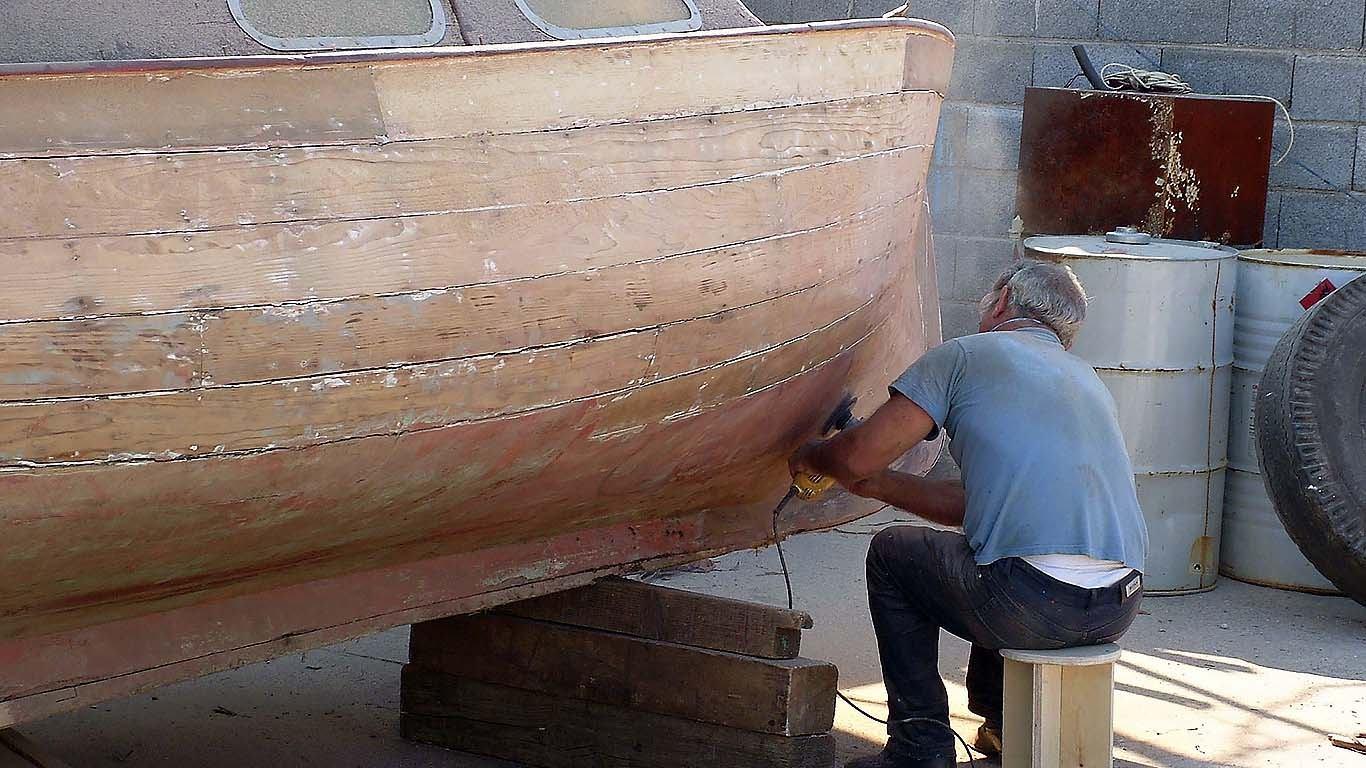 Plastificiranje barke
