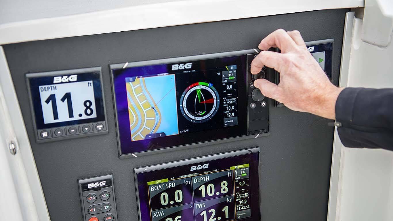 NMEA OneNet je ubrzao brodsku elektroniku