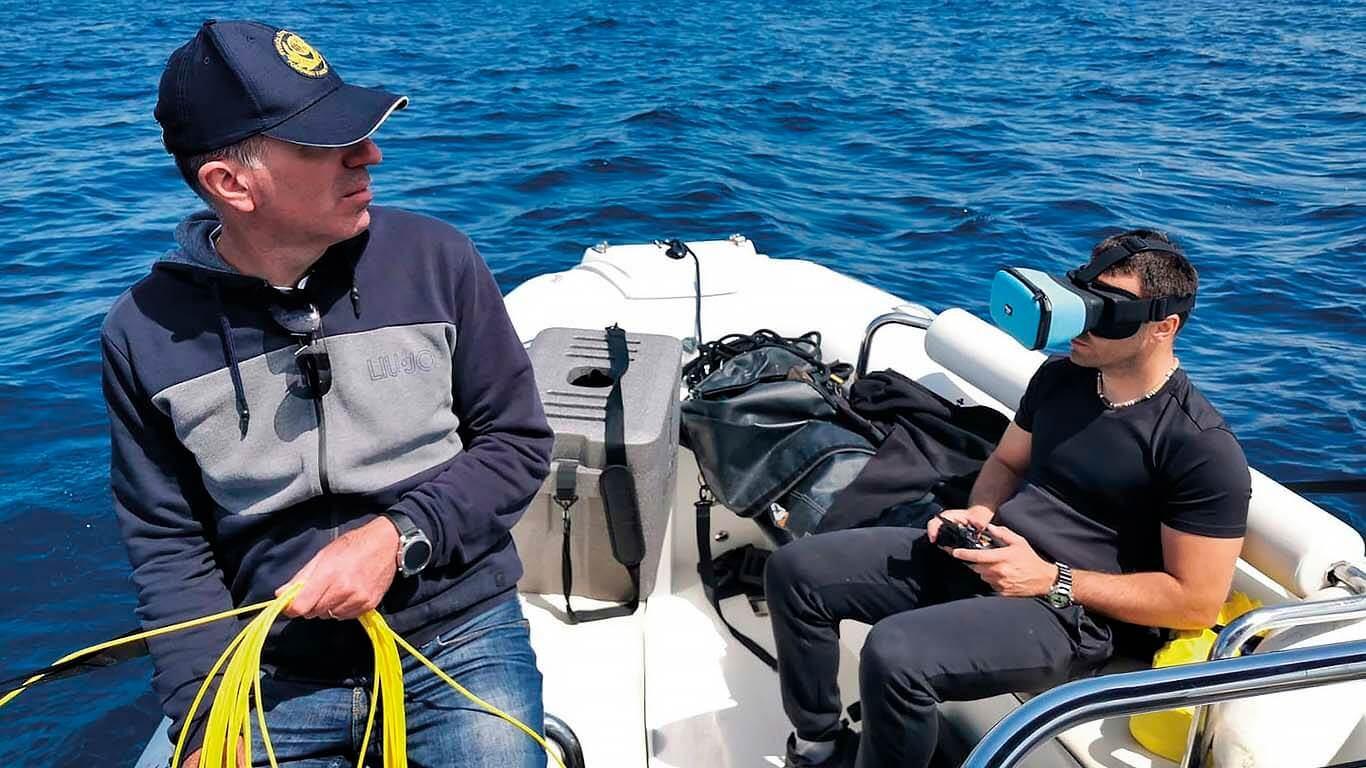 Adrireef  projekt za održivo gospodarenje podmorjem