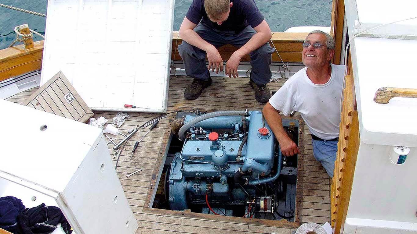 Sole Diesel repowering kit