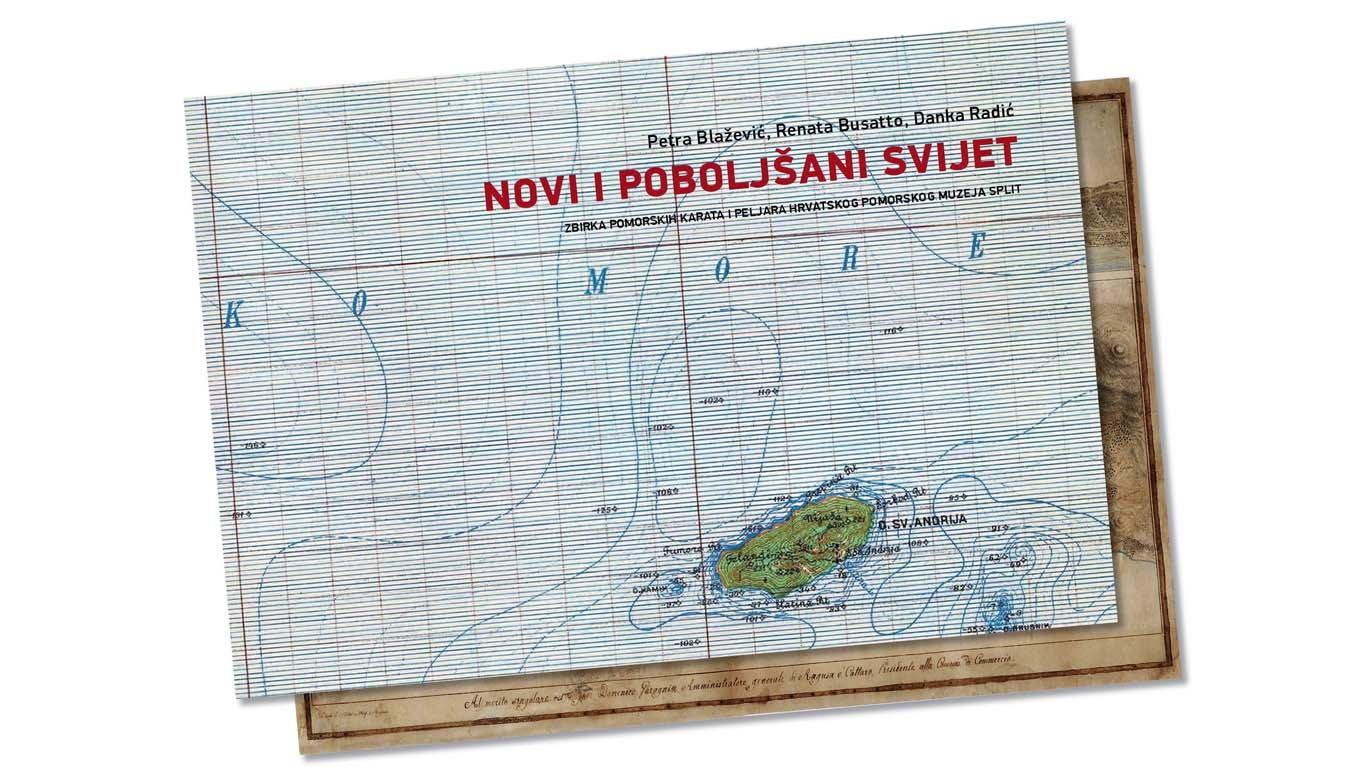Od sada Zbirku pomorskih karata i peljara Hrvatskog pomorskog muzeja Split možete kupiti i preko WEB knjižare Burze Nautike!